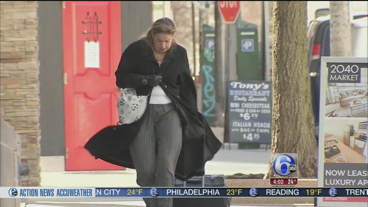 VIDEO: David Henry reports on dangerous cold in Philadelphia