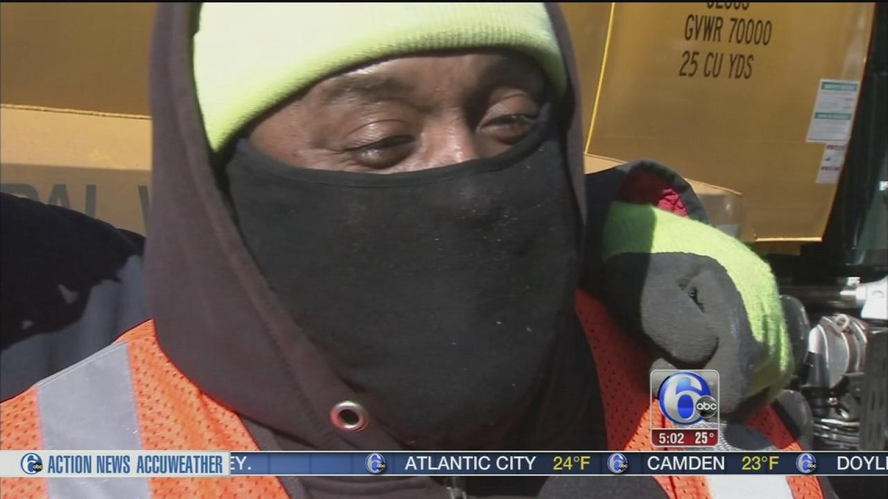 VIDEO: Nora Muchanic reports on cold in Trenton