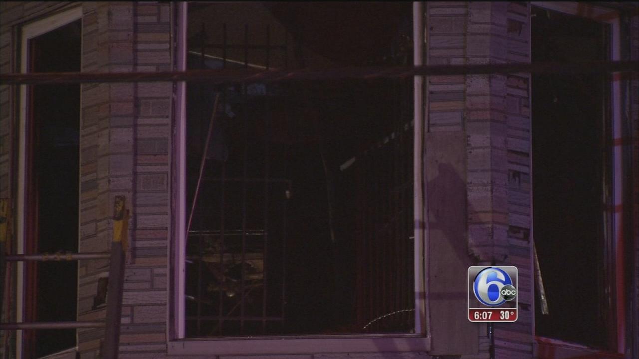 VIDEO: Kerosene heater blamed for deadly fire in SW Philly