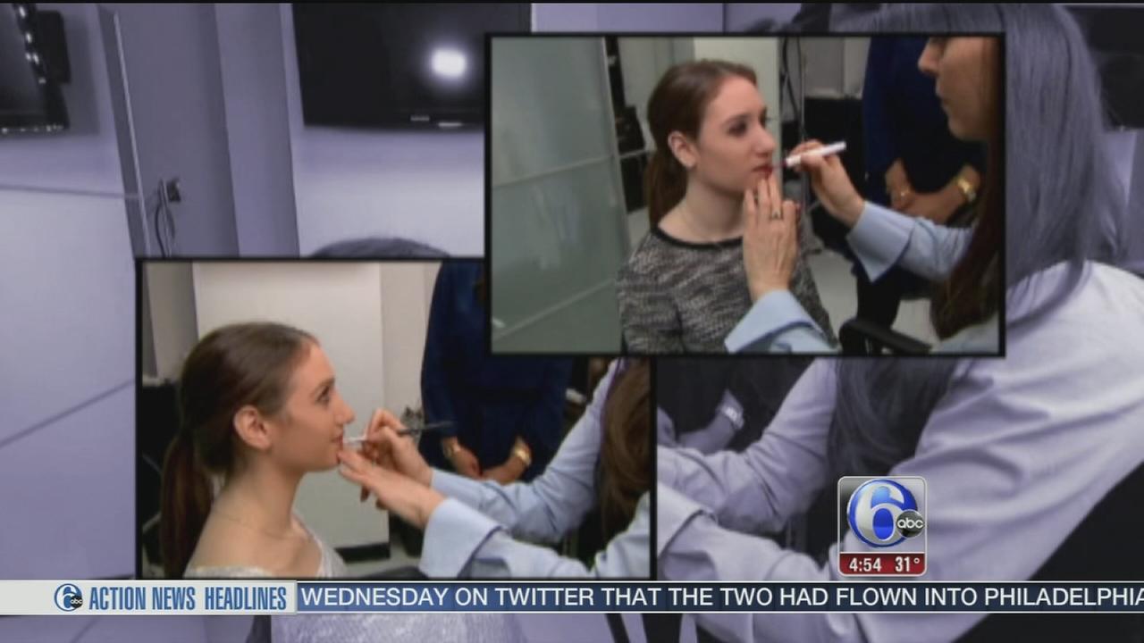 VIDEO: Makeup challenge