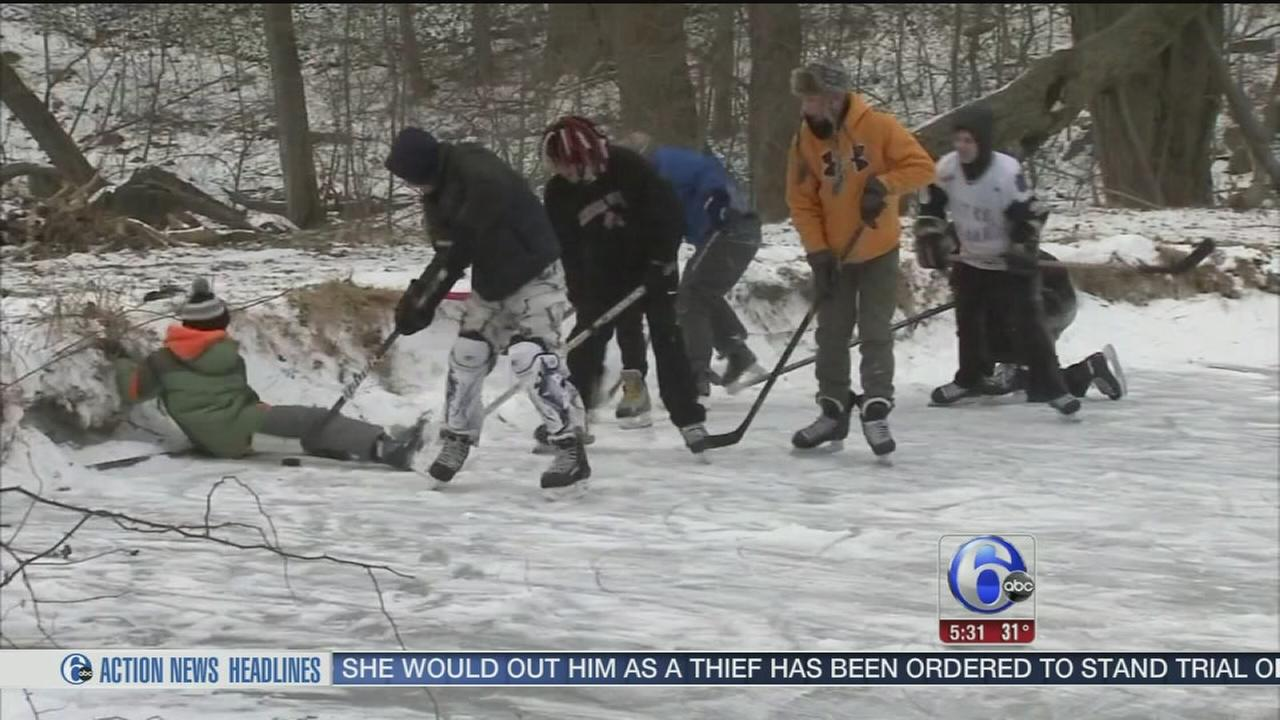 VIDEO: What you need to know before venturing out on ice this winter