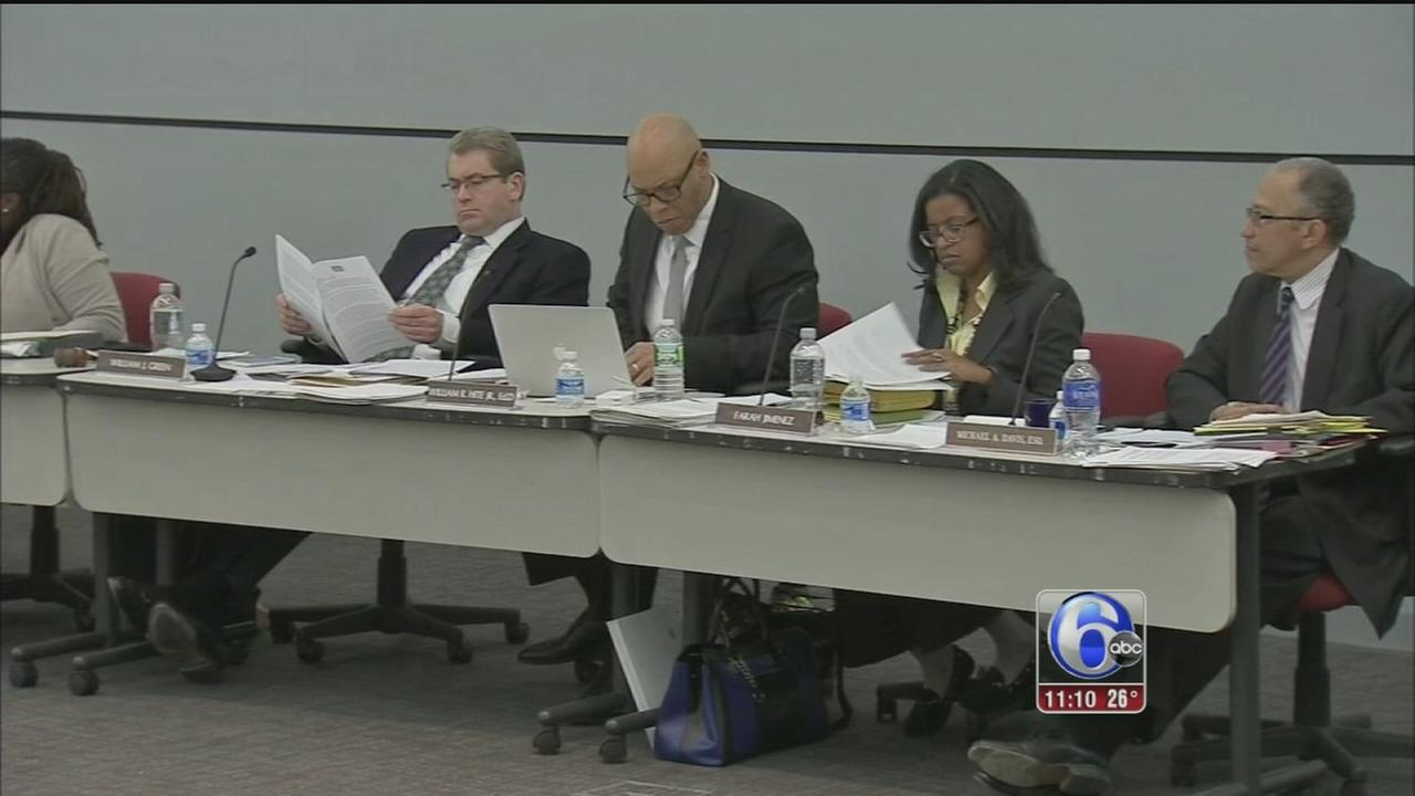VIDEO: Philly SRC approves 5 new charter applications
