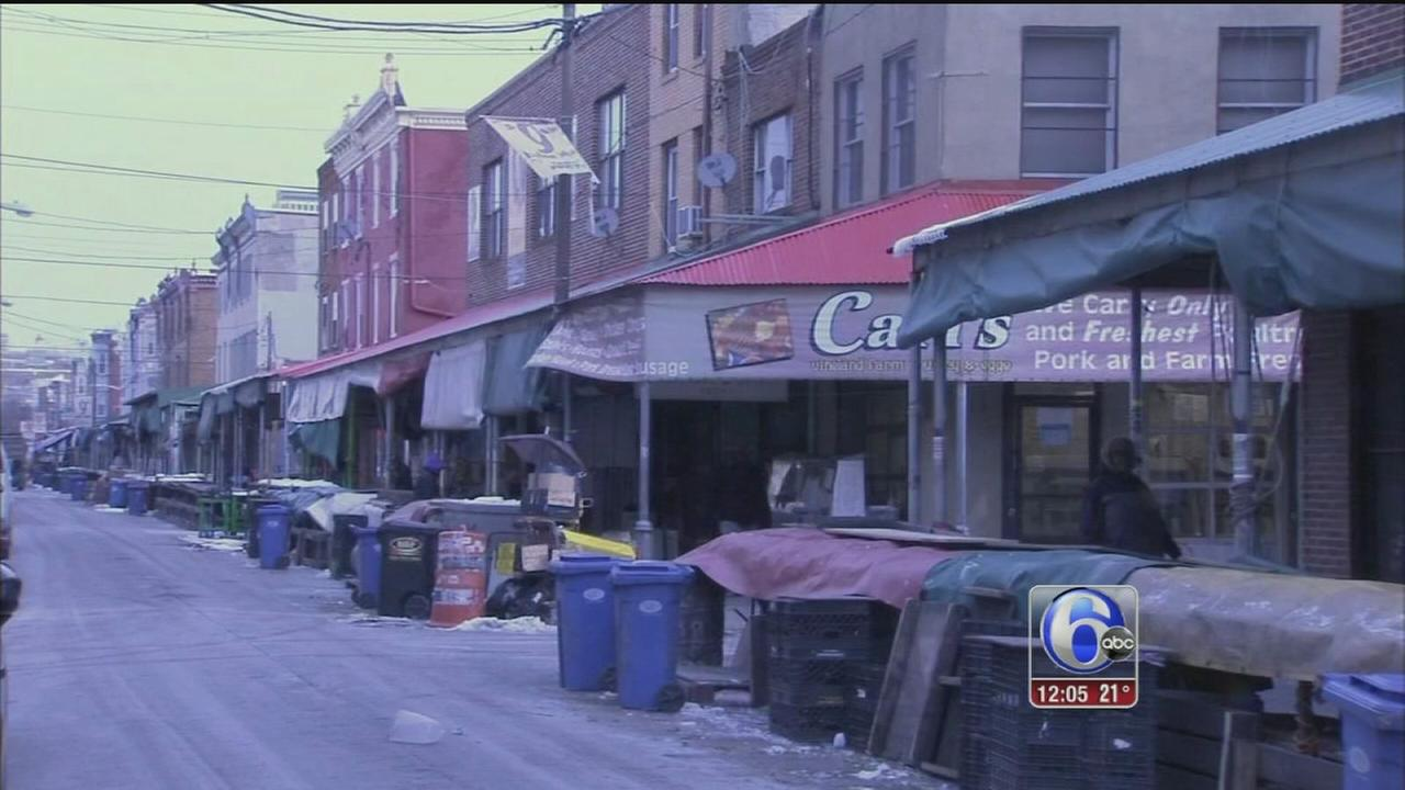 VIDEO: Coping with the cold in Philadelphia