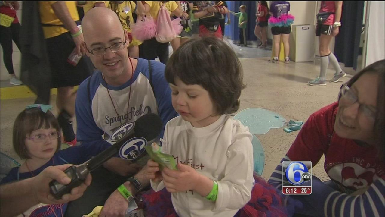 VIDEO: Day 2 of Penn State THON 2015