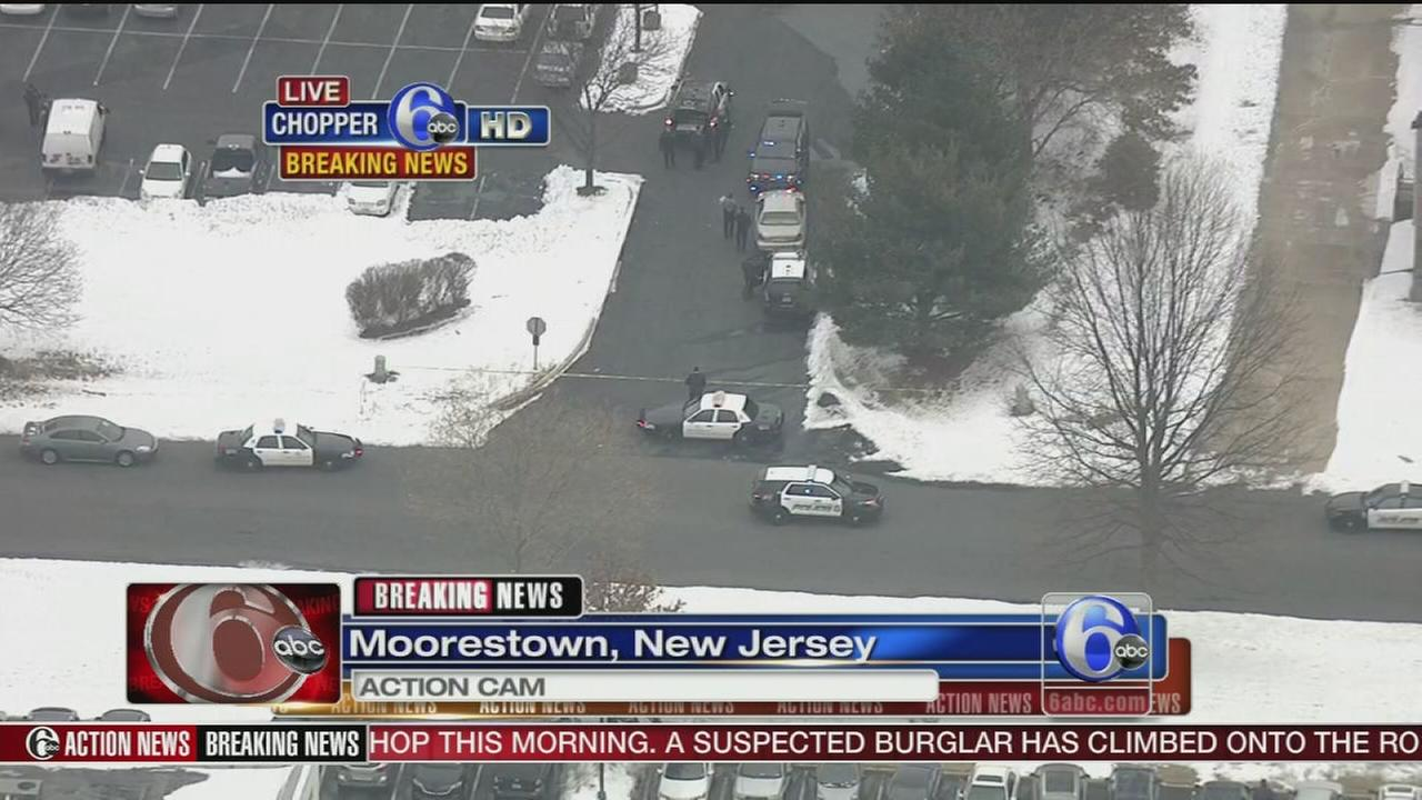 VIDEO: Workplace shooting in Moorestown