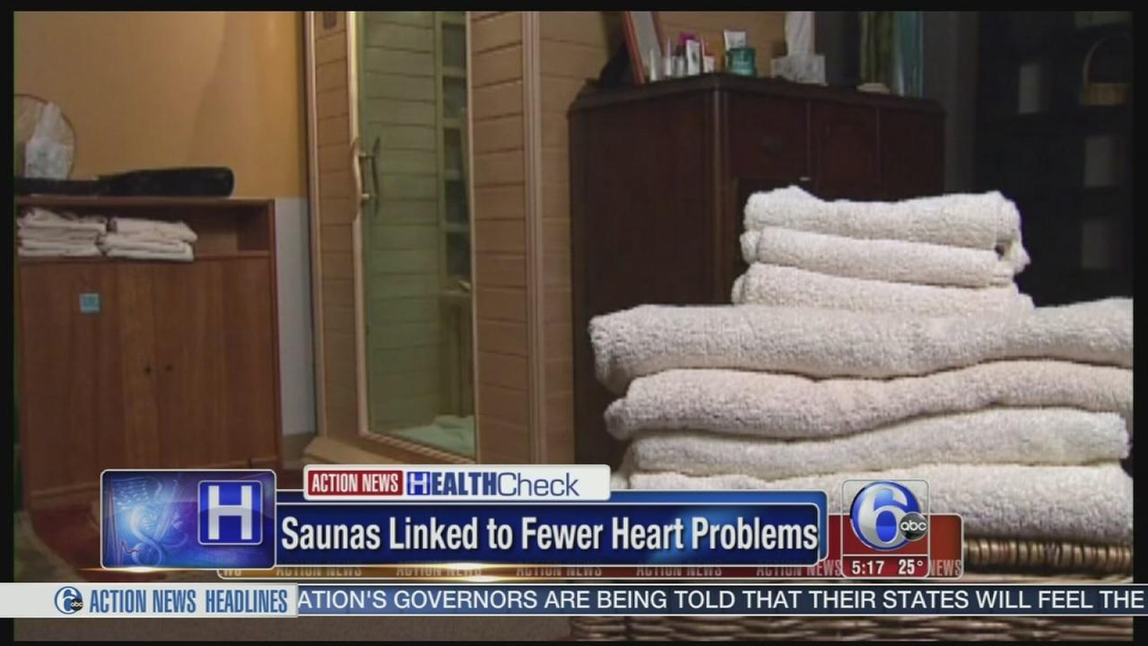 VIDEO: Saunas