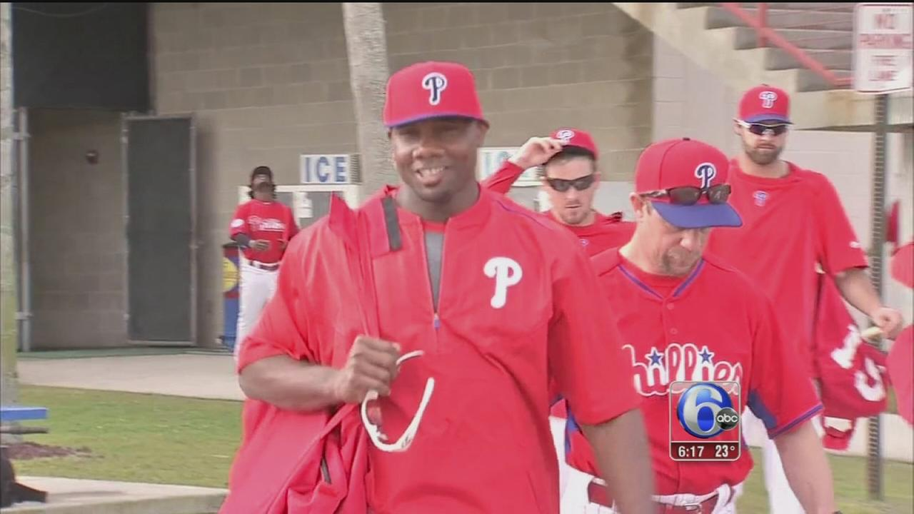VIDEO: Spring Training
