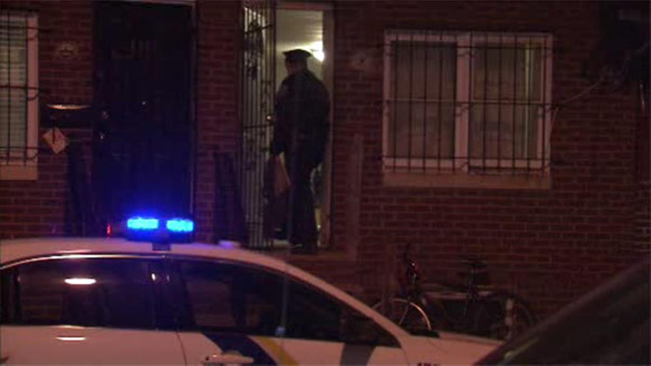 Man stabbed inside Point Breeze house