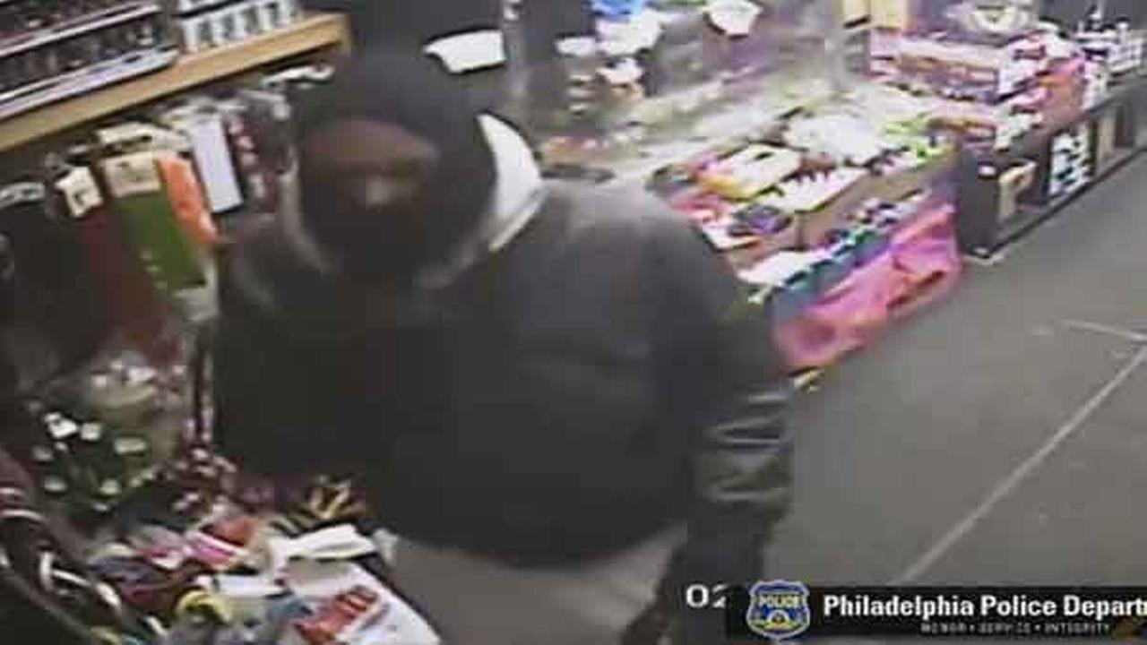 Police are investigating an armed robbery inside a beauty supply store in North Philadelphia.