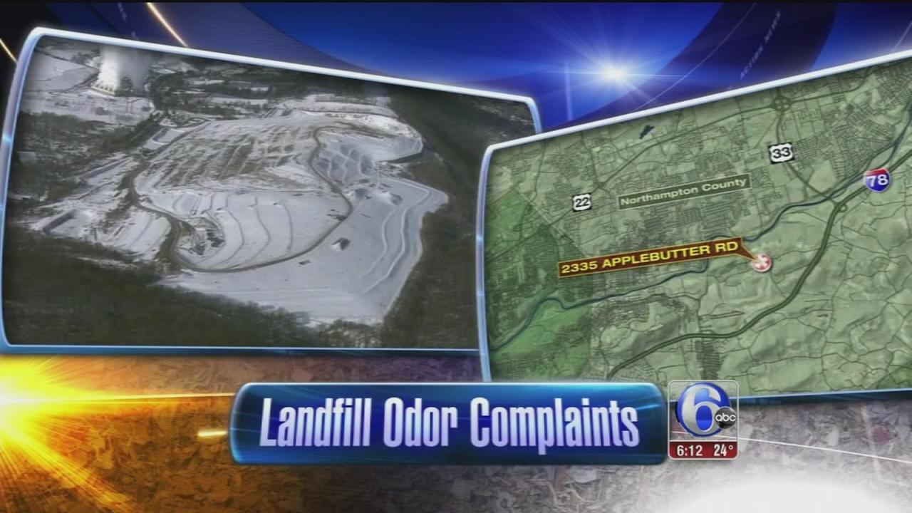 VIDEO: Landfill complaints