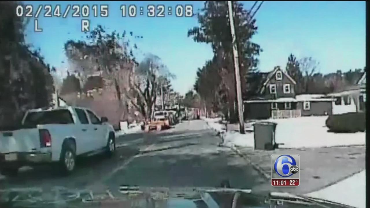 VIDEO: House explosion