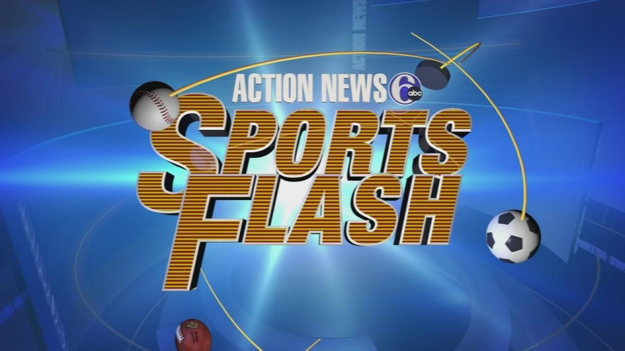 VIDEO: Action News Sports Flash: Wednesday February 25, 2015