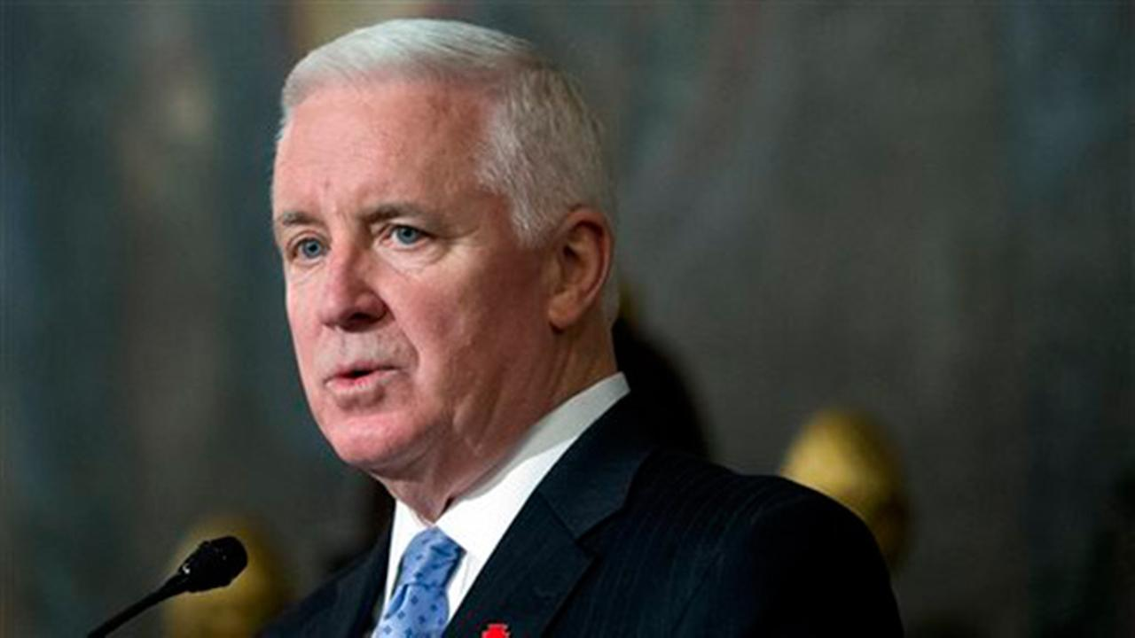 Gov. Tom Corbett