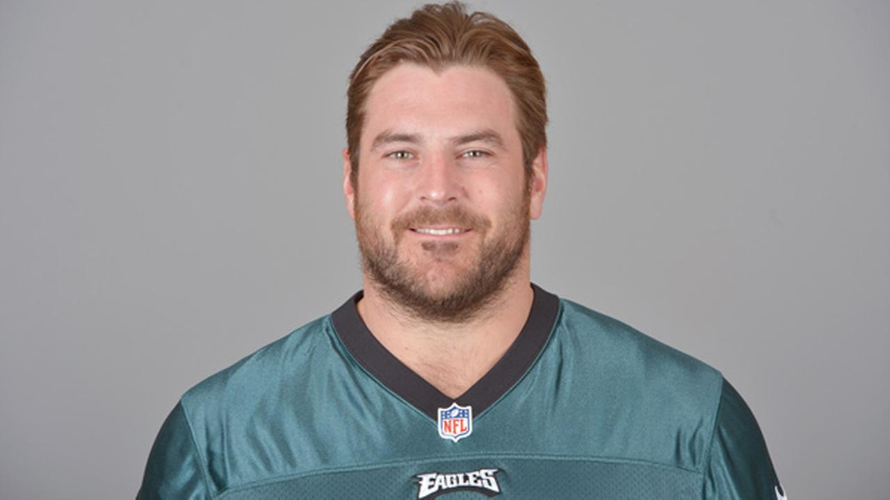 This is a 2014 photo of Todd Herremans of the Philadelphia Eagles NFL football team.