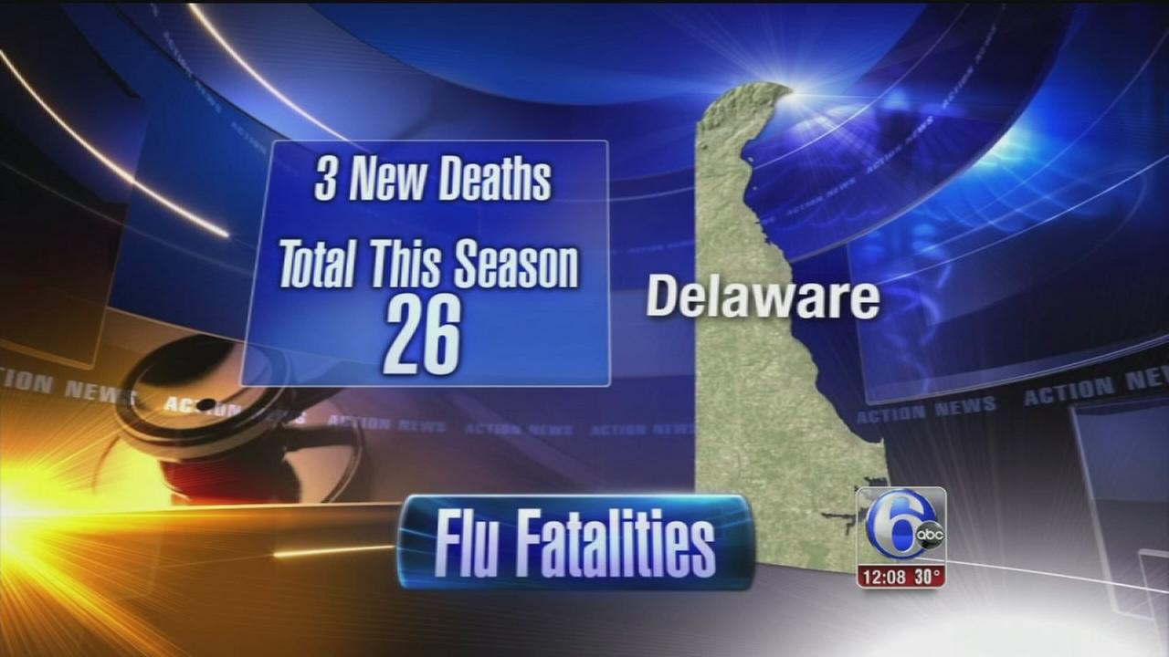 VIDEO: Flu deaths