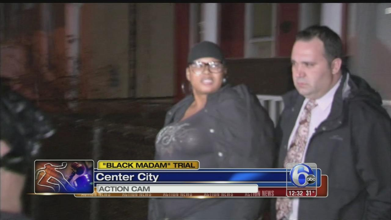 VIDEO: Black Madame to take the stand