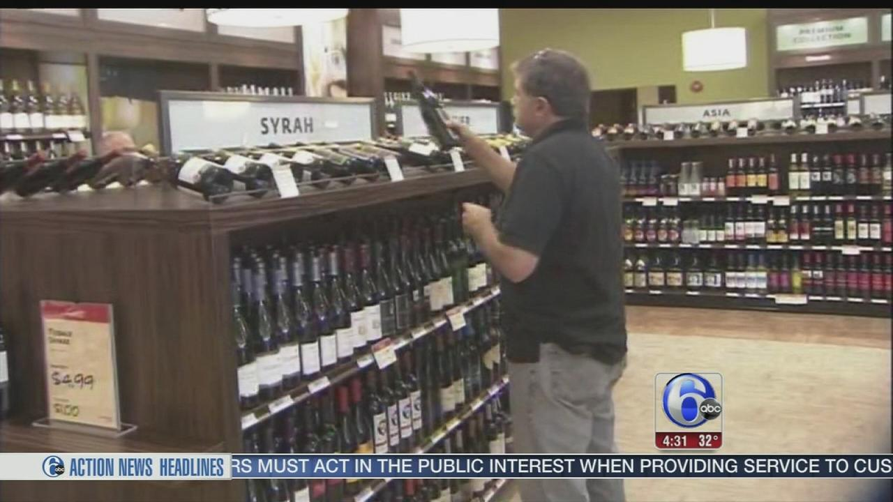 VIDEO: Liquor privatization bill