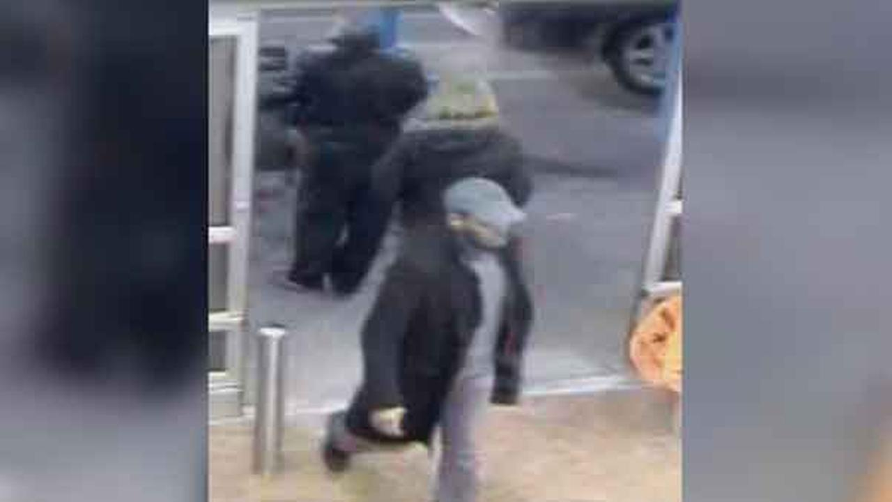 Philadelphia police are searching for a man who robbed a Walmart store in Port Richmond twice within a week.