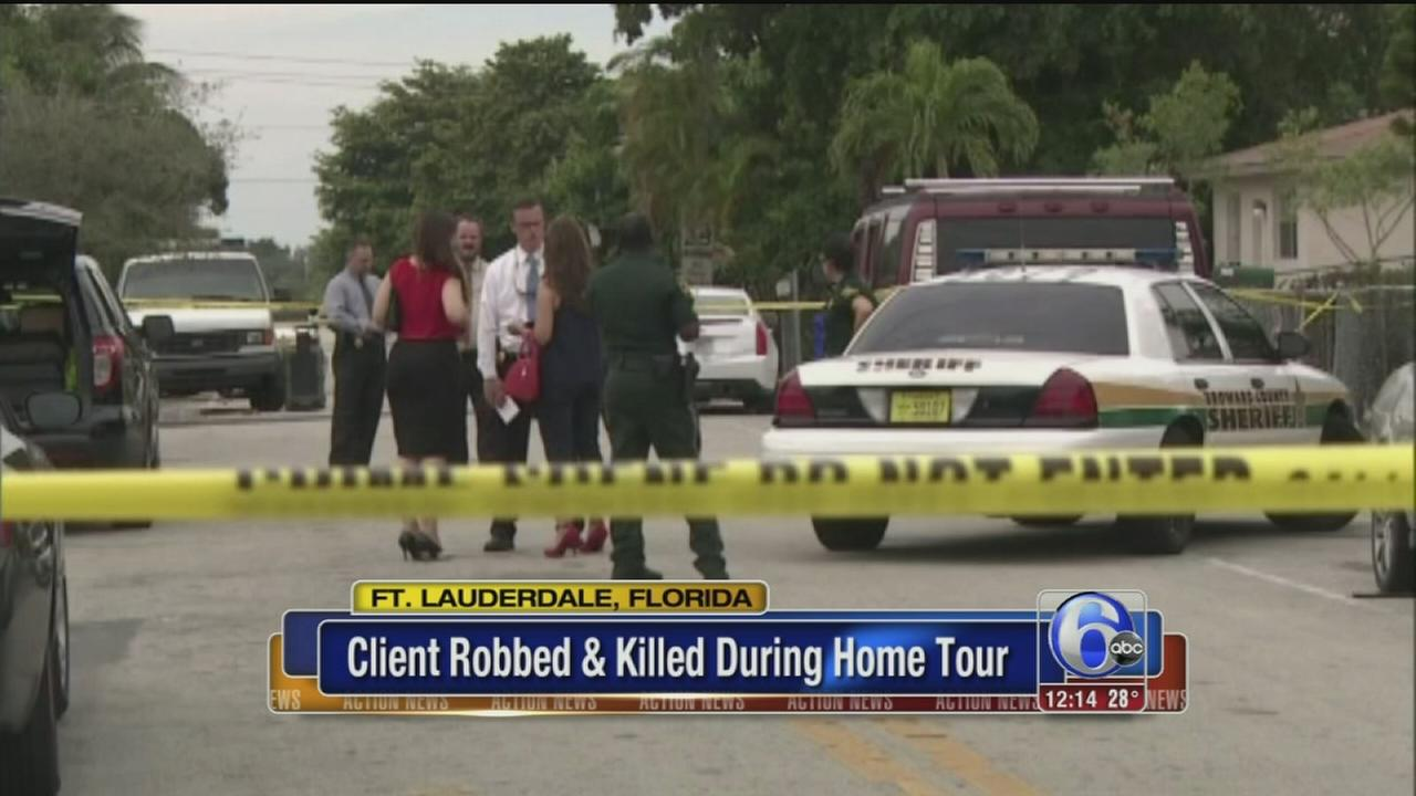 VIDEO: Potential home buyer shot and killed touring Florida house