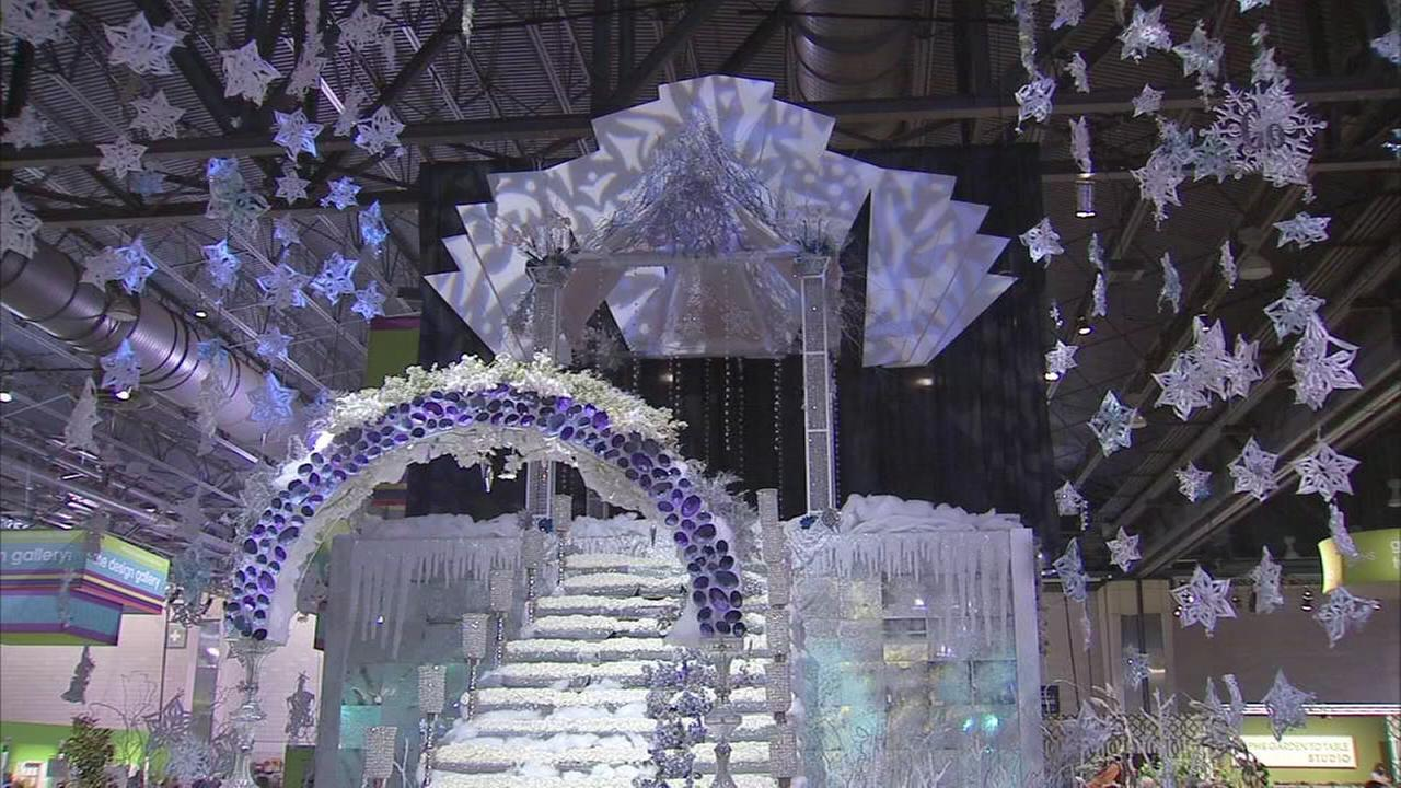 VIDEO preview of Phila. flower show
