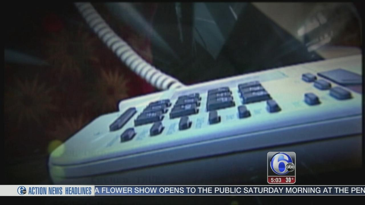 VIDEO: Tax scam targeting the elderly