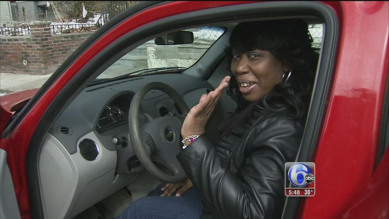 VIDEO: New car given to mother who helps families dealing with Autism