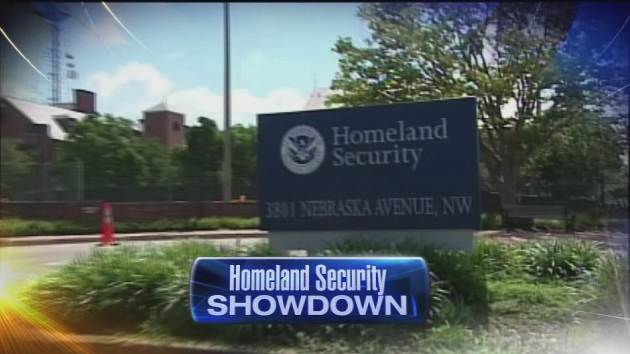 VIDEO: Homeland Security