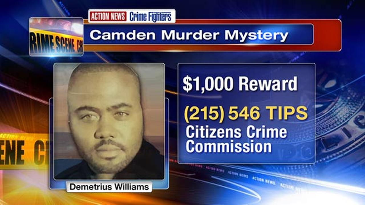 Crime Fighters: Who killed Demetrius Williams?