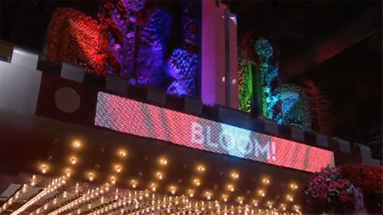 VIDEO: The Philadelphia Flower Show is officially underway