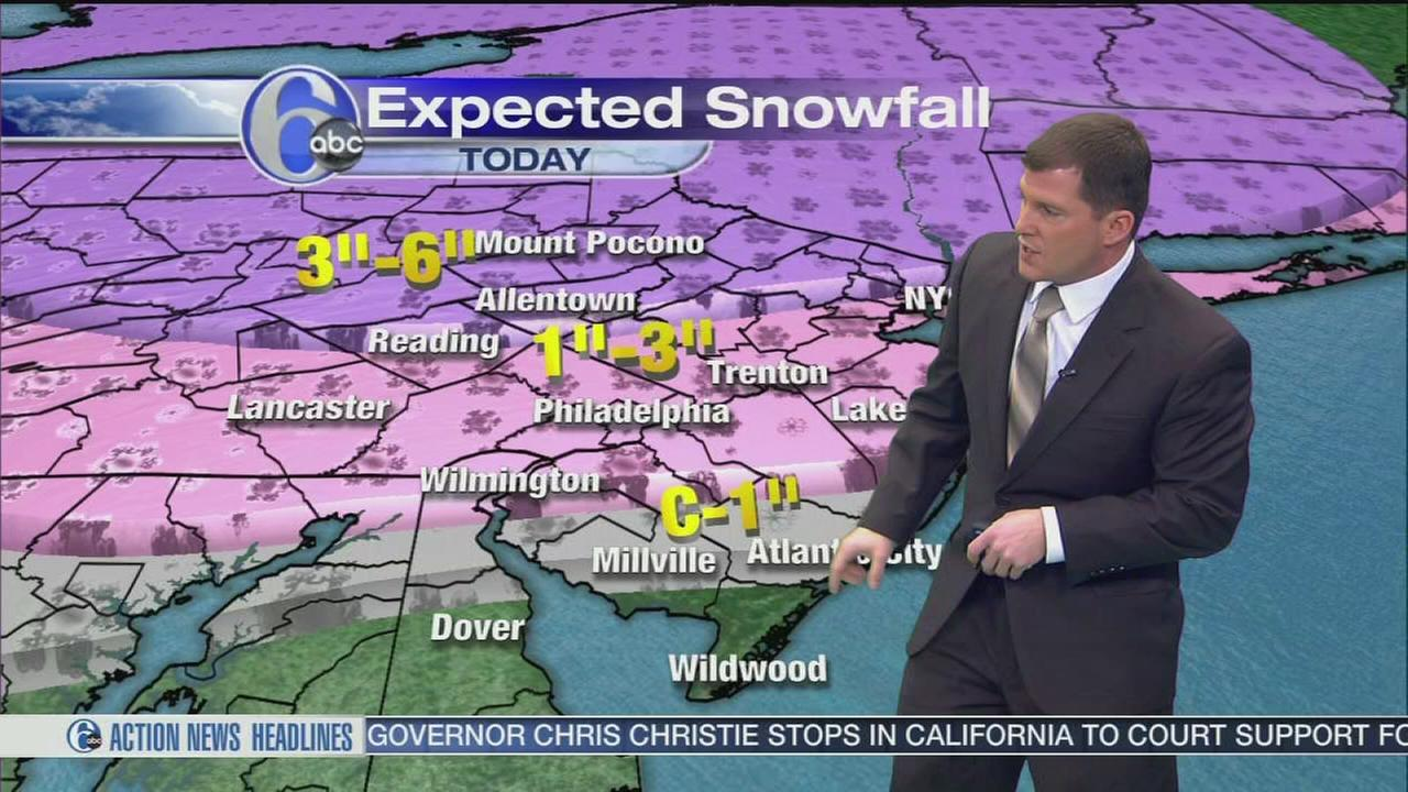 Chris Sowers with AccuWeather