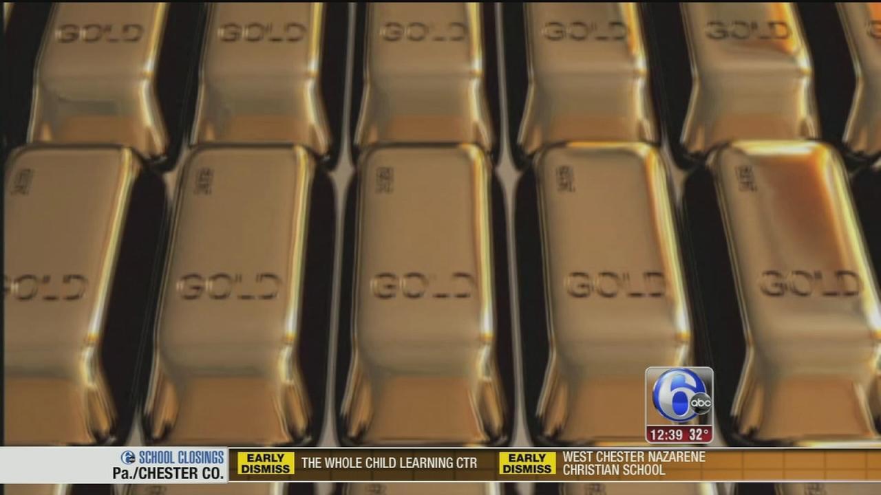 VIDEO: Gold Heist