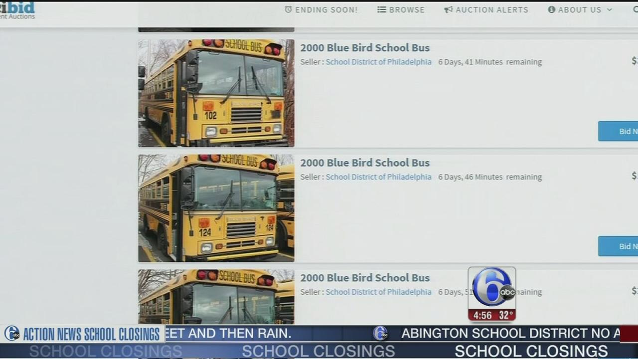 VIDEO: City and school district hold online auction