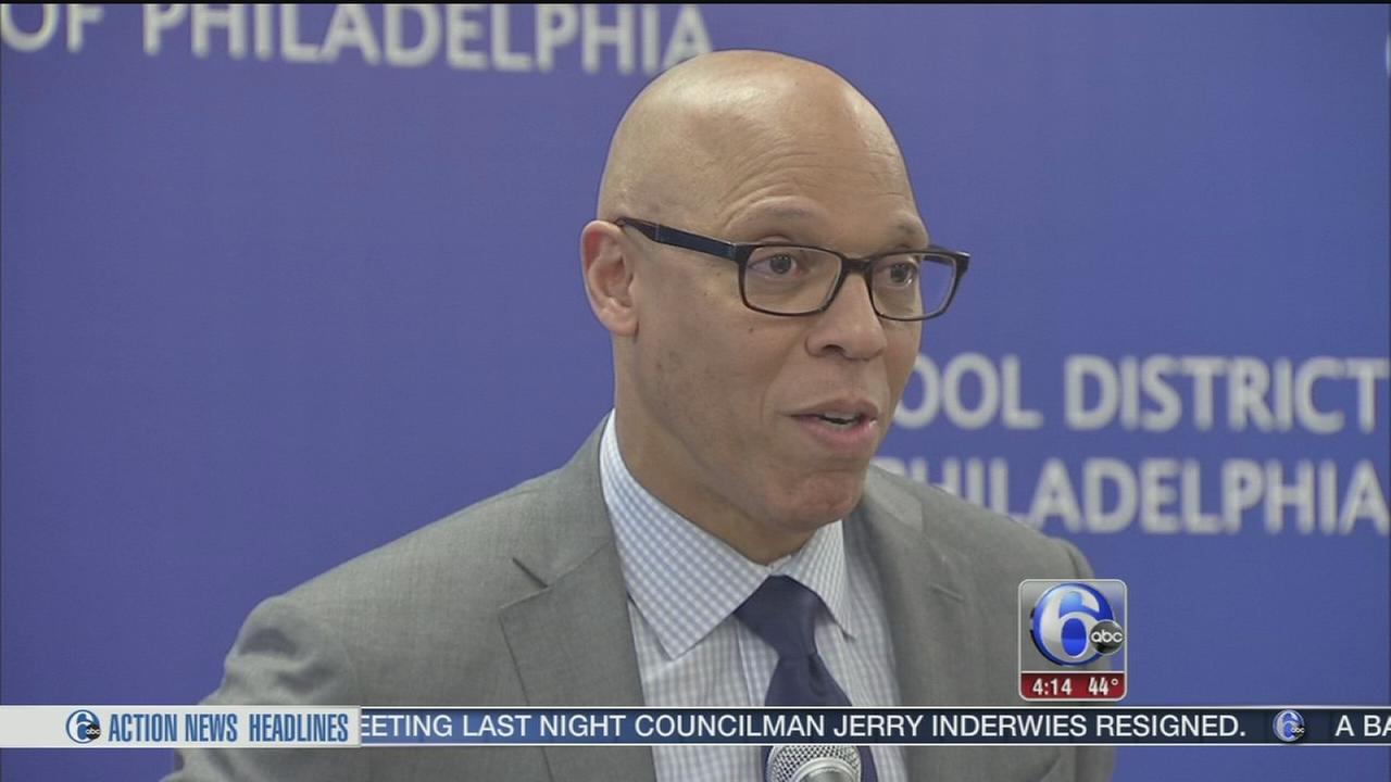 VIDEO: Phila. School District rolls out latest Action Plan