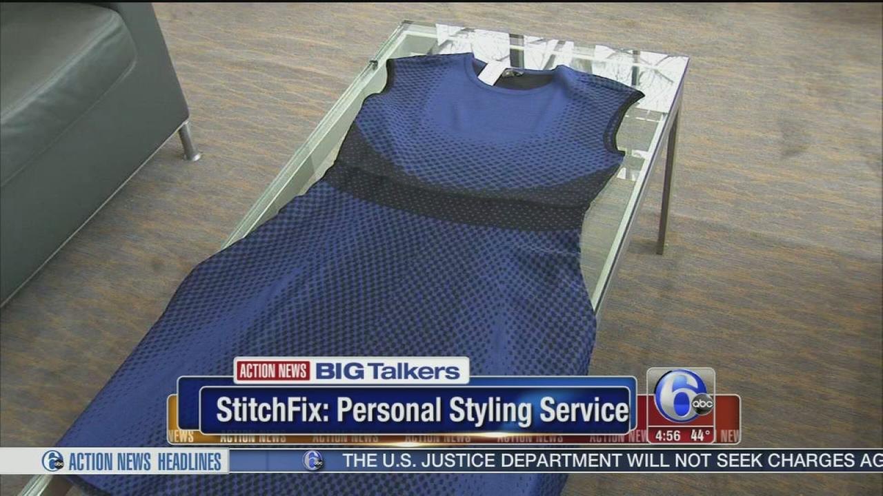 VIDEO: Personal styling service