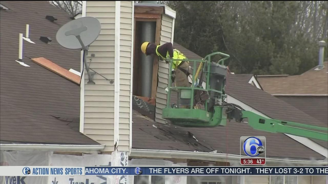 VIDEO: Rebuilding homes, lives 1 year after Ewing explosion