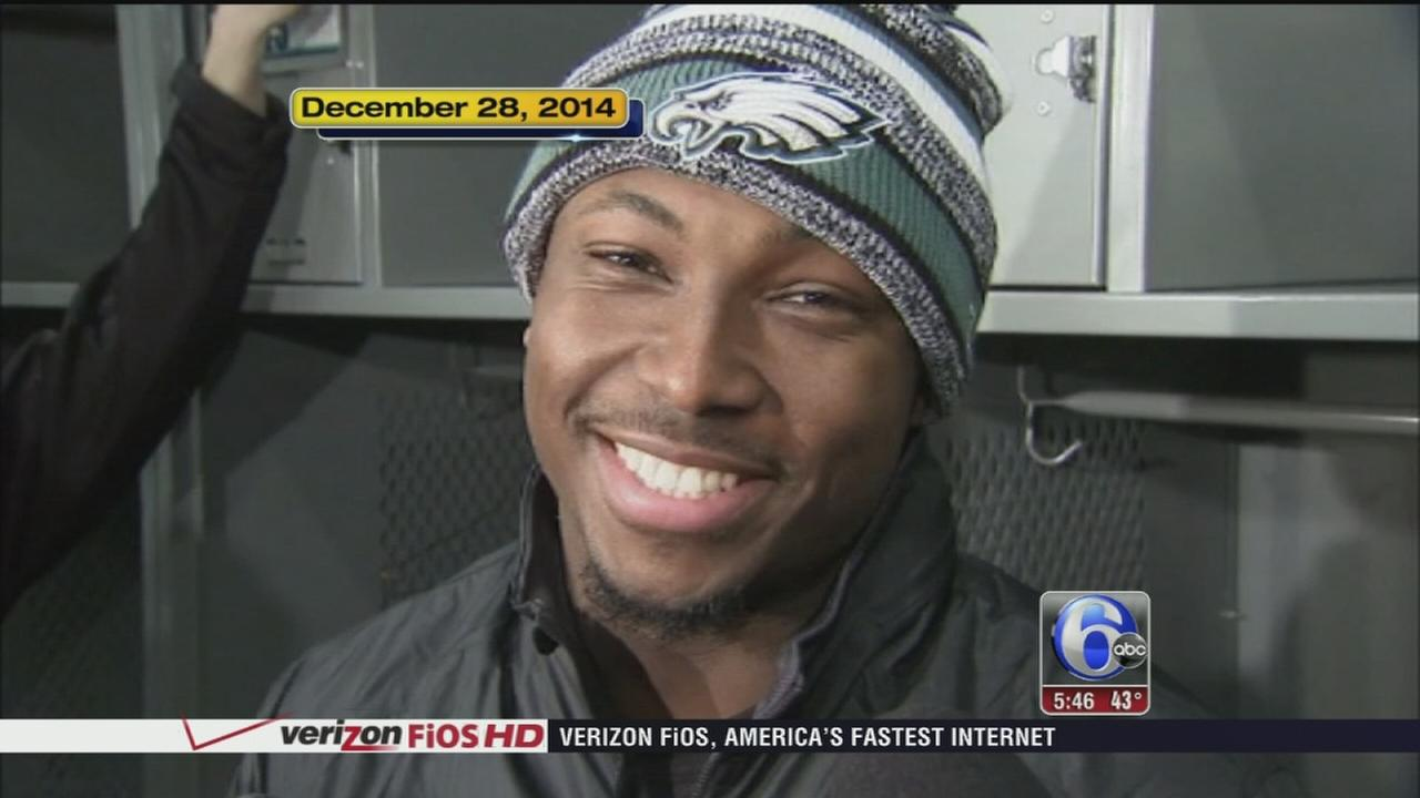 VIDEO: LeSean McCoy