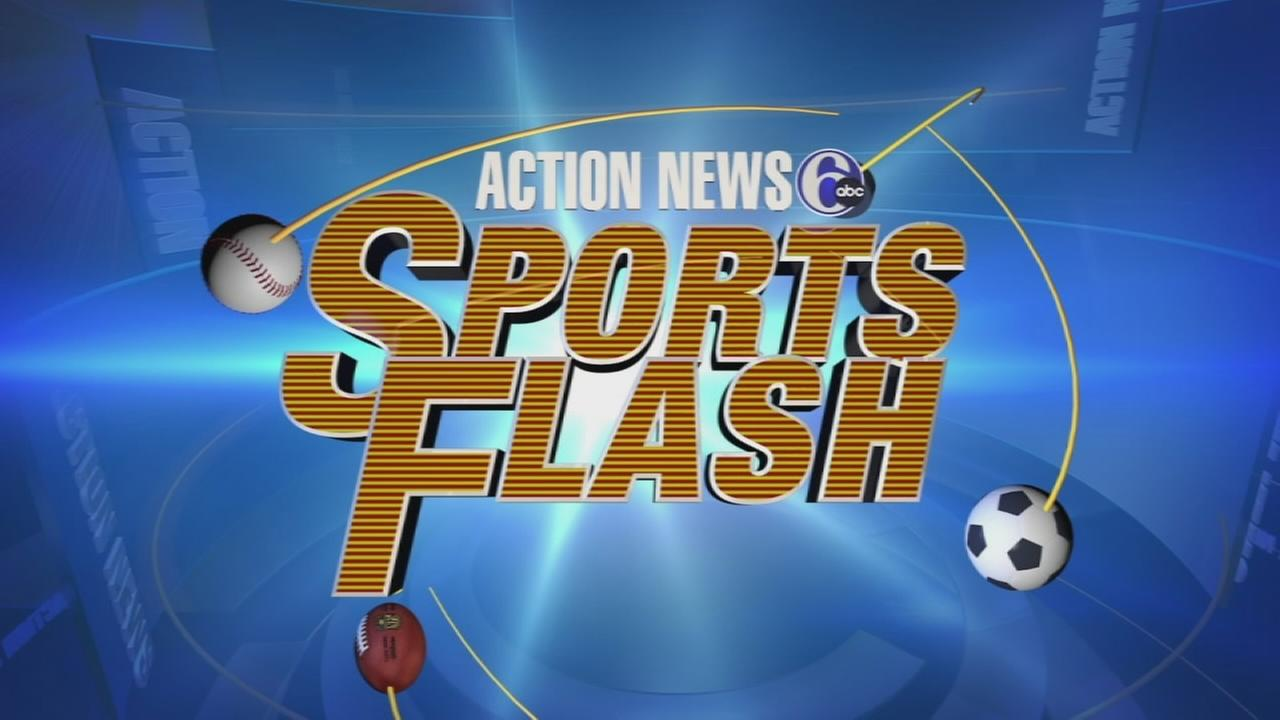 VIDEO: Action News Sports Flash: Thursday March 5, 2015