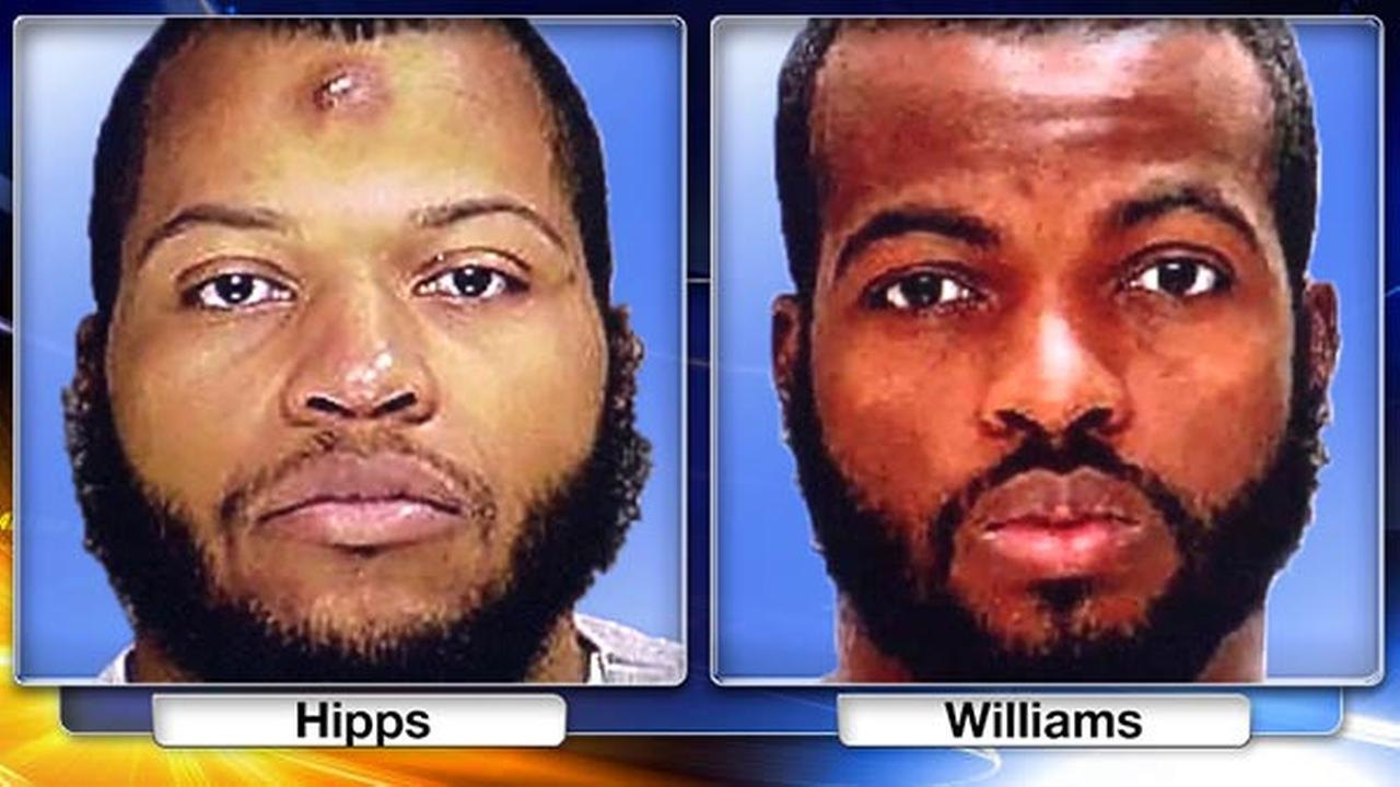 Brothers Ramone Williams, 26, and Carlton Hipps, 30, are both charged with 1st degree murder, conspiracy, and attempted murder.