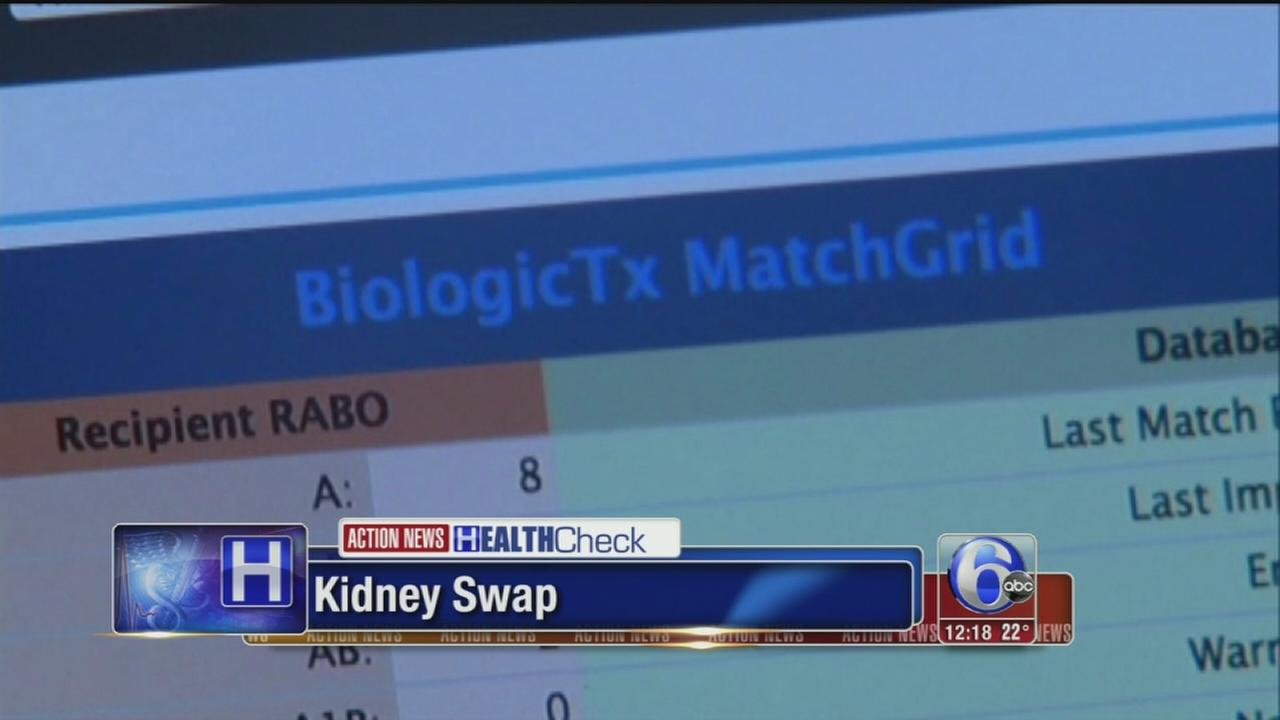 VIDEO: Kidney Swap in California