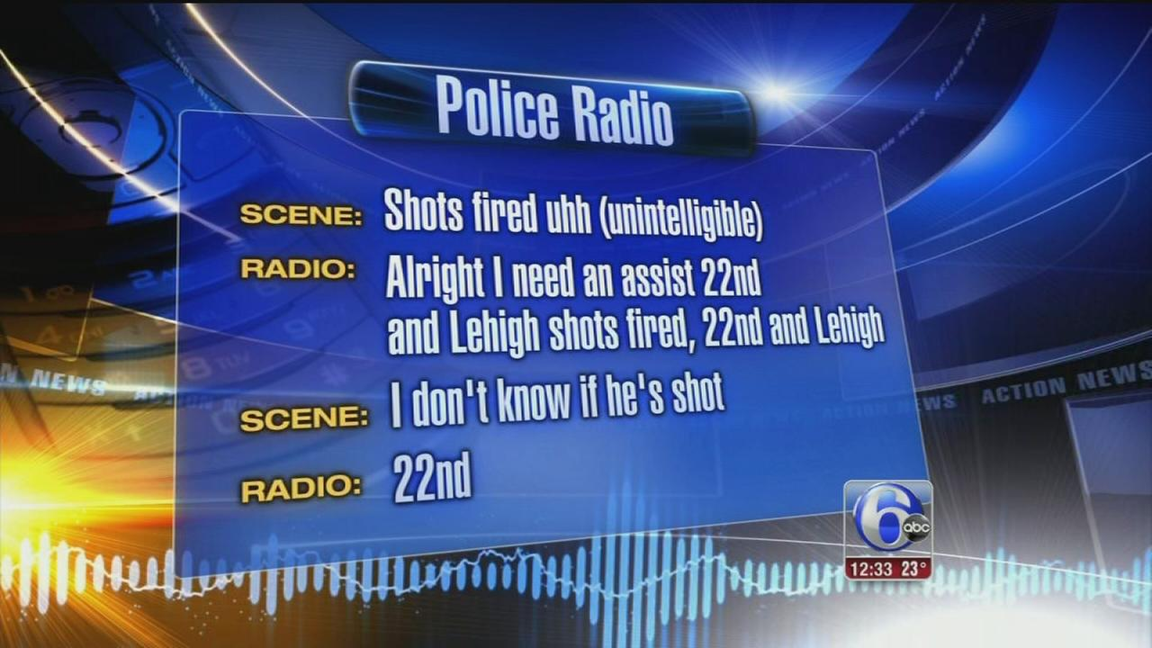 AUDIO: Police radio of Ofc. Wilson shooting