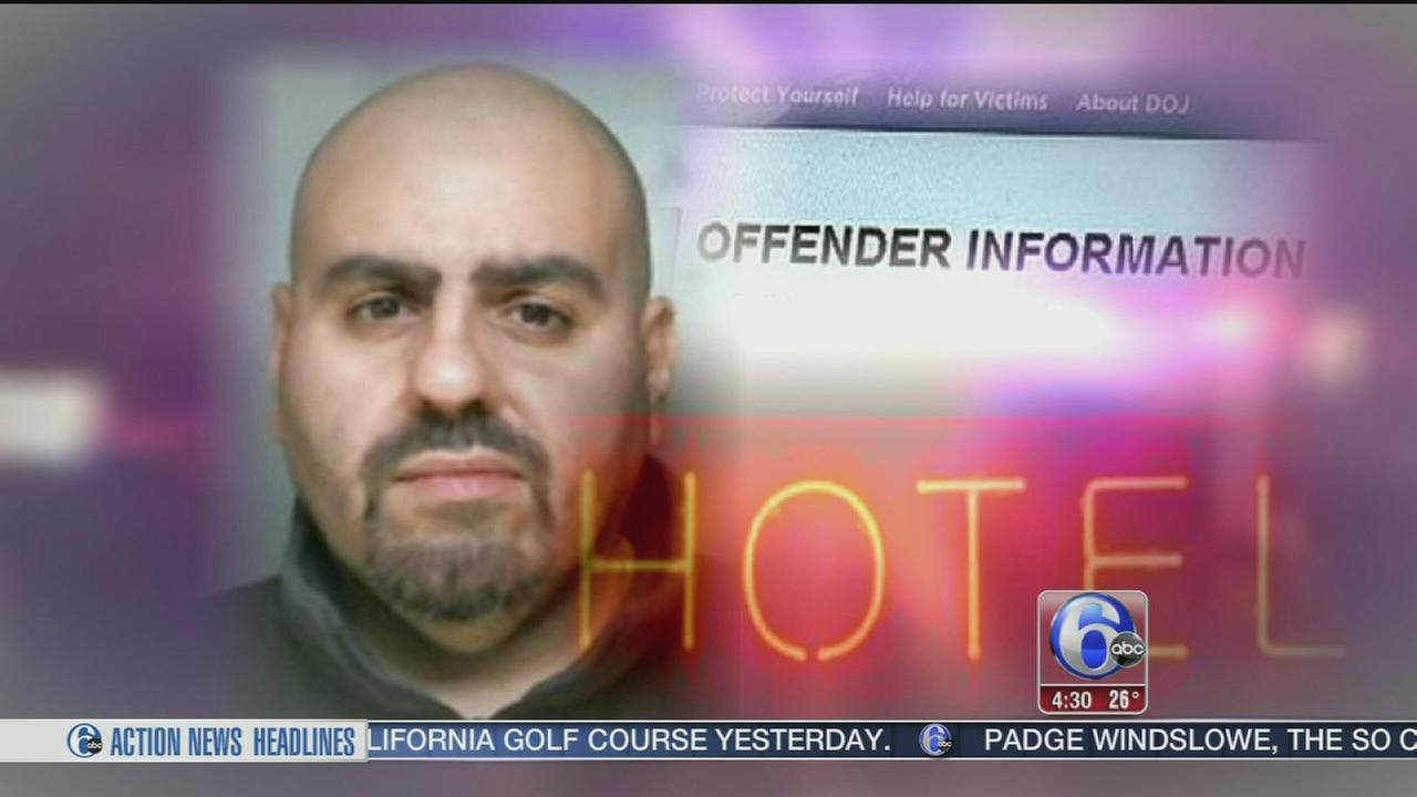 VIDEO: Police: Fugitive granted bond in Phila., drove to Florida to kill ex
