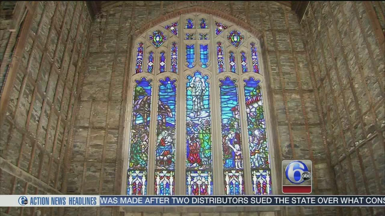 VIDEO: Main Line reBuild converting old churches into new homes