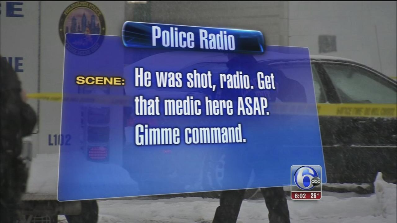 VIDEO: Police radio from Ofc. Wilson shooting