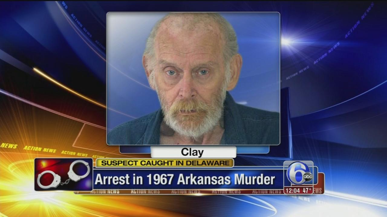 VIDEO: Del. man arrested for 1967 murder
