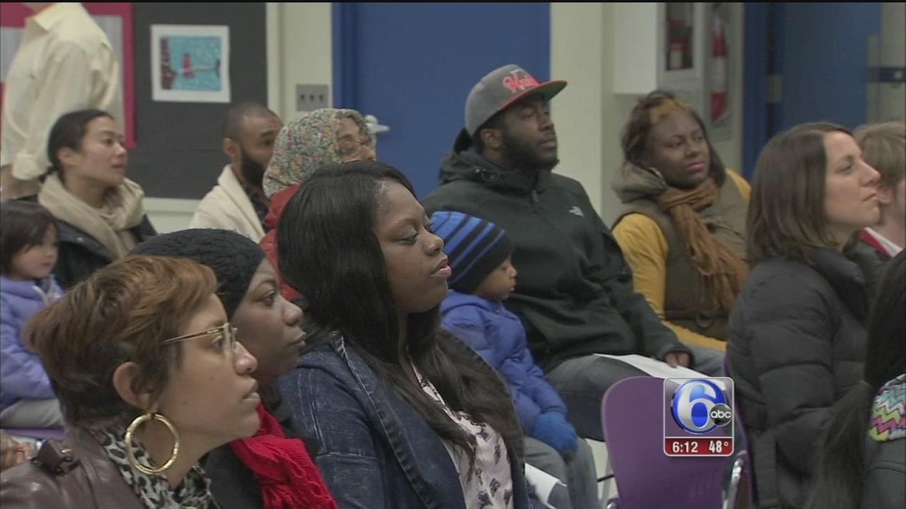 VIDEO: Charter School Lottery