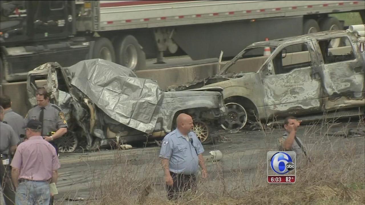 3 killed in crash on I-78 in Berks County