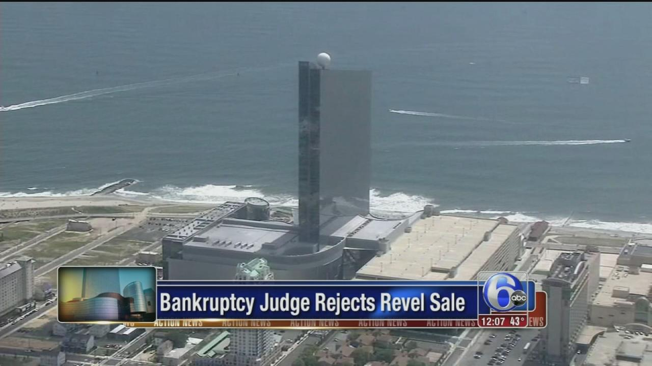 VIDEO: Judge denies Revel casino sale for 82M to Florida developer