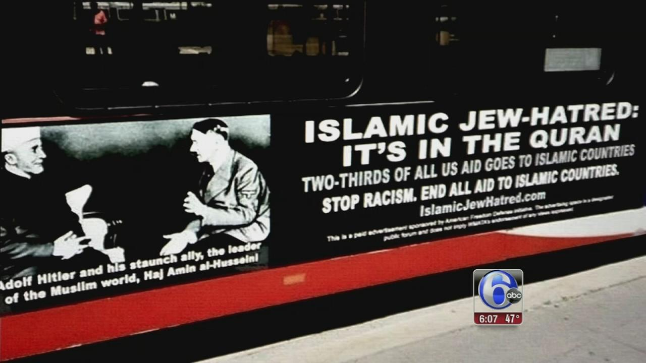 VIDEO: SEPTA may appeal decision to allow controversial ads