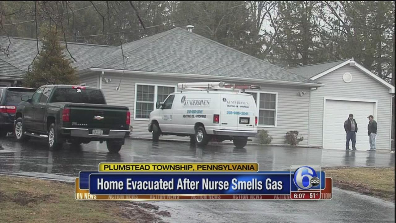 VIDEO: Children evacuated from nursing facility after gas leak