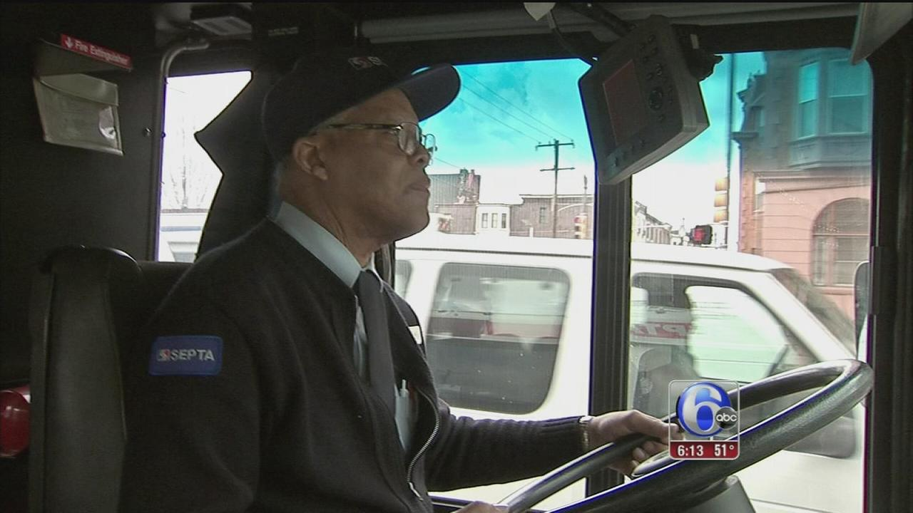 VIDEO: SEPTA driver